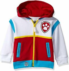 Paw Patrol Ryder Boys#x27; Toddler Character Costume Hoodie $29.99