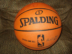 Spalding Official NBA Basketball Leather $129.99