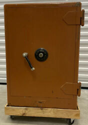Antique FLOOR SAFE With Combination $349.99