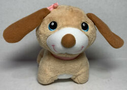 VTech Care for Me Learning Carrier Puppy Dog Replacement Plush Stuffed Toy ONLY $10.00