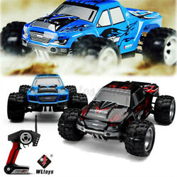 WLtoys A979 B 2.4G 1 18 4WD High Speed Electric RC Car RTR Truck Transmitter $69.99