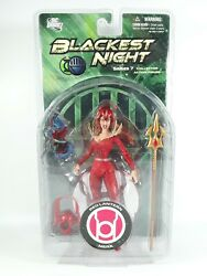 Blackest Night Series 7 Collector Action Figure RED LANTERN DC Direct NEW SEALED $71.99