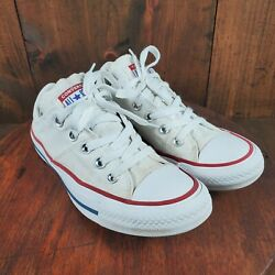 Converse All Star Womens Fashion Sneakers Shoes White 563509F Low Top Size 6 US $19.99