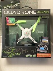 New Quadrone Vision 6 Axis 2.4GHZ Video Camera Drone $30.00