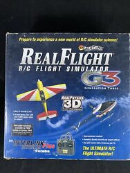 Great Planes Real Flight RC Flight Simulator G3 Remote Only. No Software $42.51