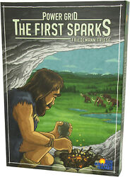 Power Grid: First Sparks SEALED UNOPENED FREE SHIPPING $48.54