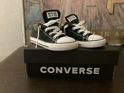 Converse All Star Boys Toddler Shoes Size 10 Excellent $25.50
