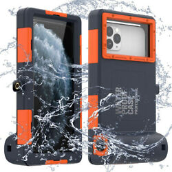 Underwater Diving Phone Case for IPHONE 12 PRO MAX13 PRO MAX13 12 PRO 11 XR US $9.99