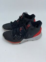 Nike Kyrie 5 Bred 2018 University Red amp; Black A02918 600 Shoes Mens 12 $36.17