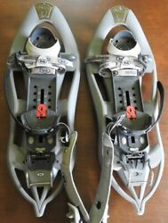 TSL 325 Escape Original Grip Snowshoes Gray with Carrying Case $139.99