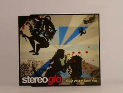 STEREOGLO CAN#x27;T WAIT TO MEET YOU F57 3 Track CD Single Picture Sleeve GLO BALL GBP 2.46