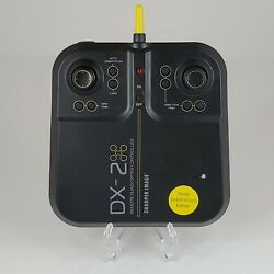 Shaper Image DX 2 Quadcopter 10C Remote Control Only Drone Controller $8.99