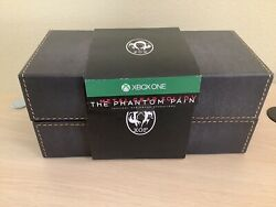 Metal Gear Solid V: The Phantom Pain Collector#x27;s Edition Microsoft Xbox One $99.75