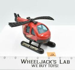 The Spider #x27;Copter#x27; #2 1980 Buddy L Corp. Marvel Comics Toy Helicopter $10.00