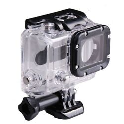 Underwater Waterproof Diving Protective Housing Case Cover For GoPro Hero 4 3 3 $6.95