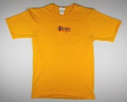 It Takes A Little More To Make a Champion Yellow 2 Sided Medium T Shirt $14.99