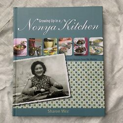 Growing up in a Nonya Kitchen by Sharon Wee 2012 Hardback $525.00