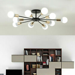 Modern Ceiling Lamp 10 Branching LED Chandelier Ceiling Fixtures $59.99