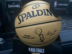 Spalding Official NBA Game Ball. GOLD 2020 LOS ANGELIS Lakers NEW $100.00