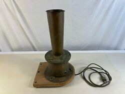 Navy Horn Bureau of Ships Federal Sign and Signal Corp. $125.00