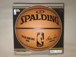 Spalding Official NBA Game Basketball Authentic 29.5quot; Discontinued Rare Vintage $245.00