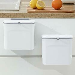 Compost Bin Indoor Kitchen Sealed Compost Bucket for Countertop or White $29.99