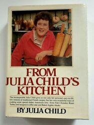 FROM JULIA CHILD#x27;S KITCHEN by Julia Child 1975 Hardcover 1st Edition Spotless $10.50