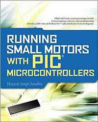 Running Small Motors with PIC Microcontrollers $11.57