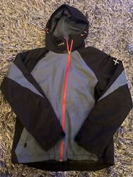 Ladies Cross Ski Jacket Coat Size Small Grey Great Condition GBP 19.99