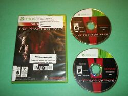 Metal Gear Solid V: The Phantom Pain Day One Edition for the Xbox 360 Console $9.99