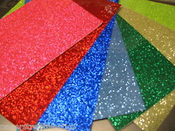 Glitter Flake Vinyl Tape  choose your color and size Glitter Chips Sparkle !