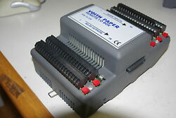 VOITH PAPER Remote I O Box 14 125 *USED Refurbished* 16 x Relay Out 16 x Input AU $125.00