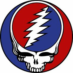 The Grateful Dead Sticker Decal *PICK SIZE* American Rock Band Vinyl Wall $3.50