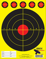 quot;100quot; QUALITY RANGE PAPER SHOOTING TARGETS Limited Quantities VERY POPULAR $17.75