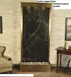 ADAGIO Tranquil River flush-mount standing water wall rustic copper marble