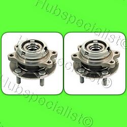 FRONT HUB BEARING ASSEMBLY FOR NISSAN QUEST 2004 2009 03 07 NISSAN MURANO PAIR $85.99