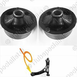 FRONT LOWER CONTROL ARM BUSHING for TOYOTA COROLLA 2003-2012  PAIR