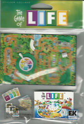 Hasbro LIFE game 3D Stickers $5.15