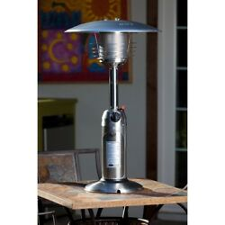 Fire Sense Stainless Steel Table Top Patio Heater - 60262