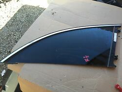 MERCEDES W251 R350 R500 REAR RIGHT PASSENGER  QUARTER PANEL GLASS OEM N $72.09