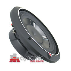 "Rockford Fosgate P3SD4 10 Car 10"" Shallow Subwoofer DVC 4 Ohm P3SD410 Sub 600W $189.99"