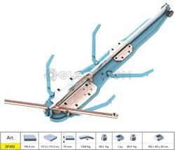 TILE CUTTER SIGMA 3F3M  MACHINE MANUAL PROFESSIONAL MAX CUTTING LENGHT 151 cm