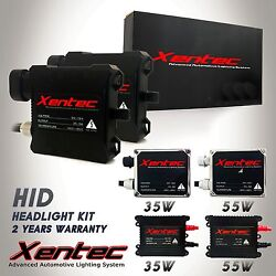 1x Xentec Xenon HID Conversion Replacement 35W or 55W Ballast H4 H7 H11 9006 880