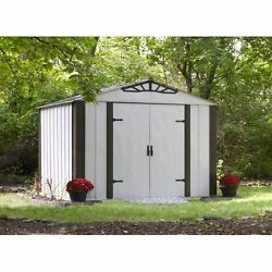 Arrow Shed DS108 Designer Series Steel Shed 10' x 8'