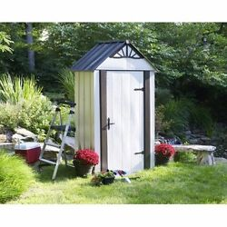 Arrow Shed DSM42 Designer Series Metro Shed 4' x 2'