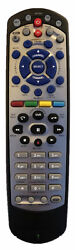 New Replacement Remote for Dish Satellite Receiver ExpressVU 20.1 IR Network $12.95