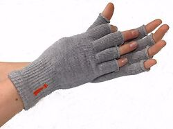 Incrediwear Fingerless Circulation Gloves Sml Med or Large Sold by Pair NEW $18.00