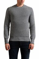 Tom Ford Men's Wool Cashmere Crewneck Sweater Size XS S L XL
