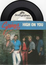 Survivor-High On You (Mint-)  Promo