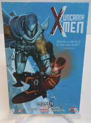 Uncanny X-Men: Broken Volume 2 by Bendis Marvel Comics HC Hard Cover New Sealed $3.95